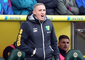 Dean Kiely - coach and former English Premier League Player