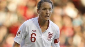 Casey Stoney - Former Captain England & GB England International
